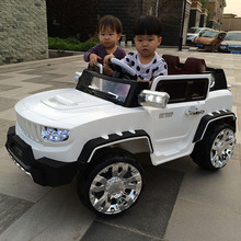 Factory Electric Baby Kids Hummer High Quality Children Battery Operated Toy Car