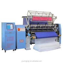 industrial multi-needle quilting mchine ,computerized lock stitch quilting machine,quilting machine for garment