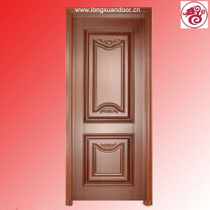 Finishing doors finishing what i started painting my for Entrance door designs for flats in india