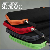 2016 New Pocket Slot Buble Padding Neoprene Case