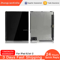 Alibaba Express OEM Repair Parts LCD Display Assembly for iPad air 2/6 LCD Screen Touch Panel Digitizer Replacement for iPad
