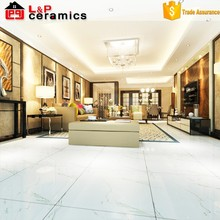 Foshan factory direct sale del conca rialto white porcelain tile