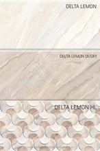 DELTA LEMON 300x600mm