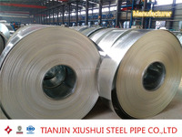 galvanized steel coil thickness 0.13mm-2.0mm/zinc coating 40g/m2-275g/m2