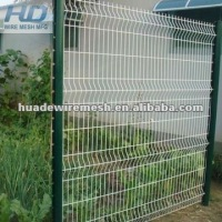welded iron fence panels