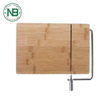 Bamboo Cheese Slicing Cutting Board