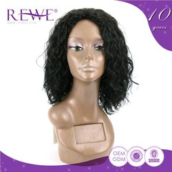 Samples Are Available Clean And No Smell Flocked Better Curly Hair Long Freetress Wigs Purple
