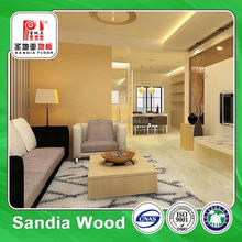 Best Price 3d Laminate Flooring / Hand Scratched Oak Wood Laminate Flooring