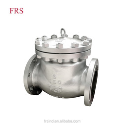 China Supplier Flanged Stainess Steel Swing Check Valve Manufacturers With Price List