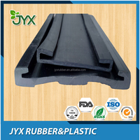 Extruded window insulation rubber seal strip