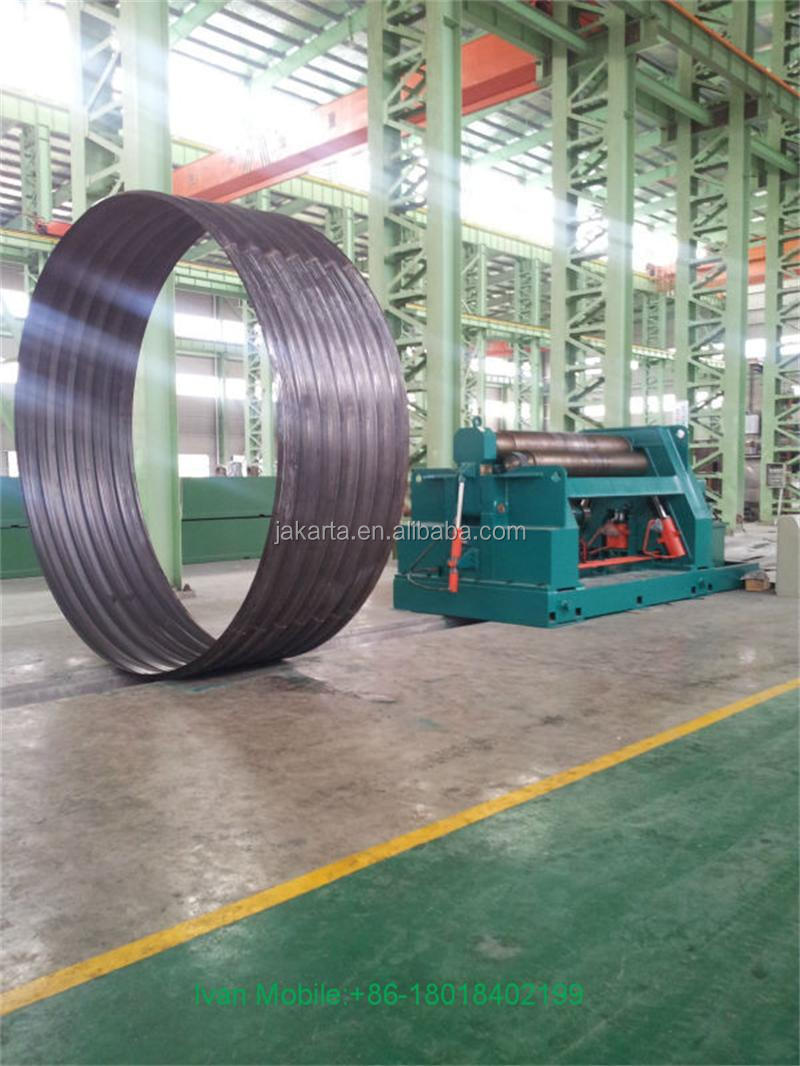 China suppliers Hydraulic 4-roller plate bending machine,plate rolling machine,plate roller W12-10x2500