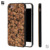 Wood surface with TPU base case for iPhone 6,soft cork wood mobile cover case for iPhone 7 for iPhone 8