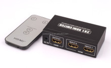 Ultra HD 4x1 4K HDMI Switch 4Kx2K with Picture in Picture function HDMI switcher IR