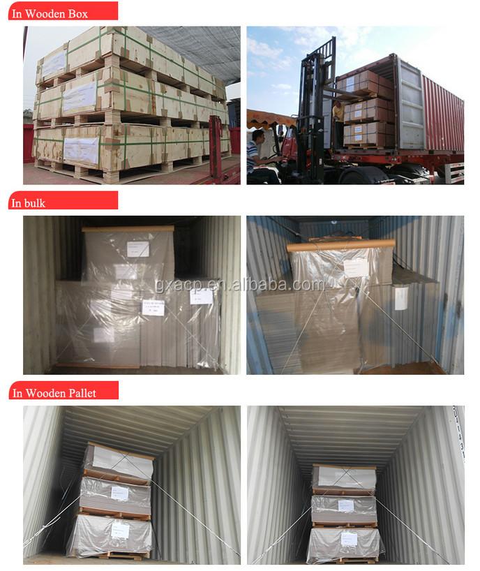 Decorative Materials Wall Cladding Plastic Exterior Wall Panel Acp Sheet Buy Decorative