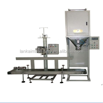 automatic wheat/corn/bean/rice/grain filling and package machine