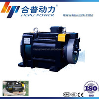 WTD2-P 1350kg elevator traction machine, gearless traction machine