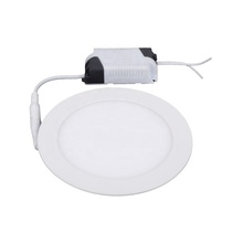 4W 400lm <strong>Flat</strong> Square Round Ultra Slim SMD2835 Ceiling Light Mini Led Panel Lamp