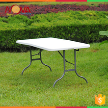 China Factory Price Plastic Tables and Chairs for Dining table outdoor furniture
