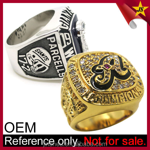 Wholesale custom design replica hockey championship ring