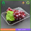 Food grade clamshell blister PET fruit tray packing