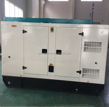 With Perkins Diesel Engine 1106A-70TAG2 Electric 150kva Silent Generator Set