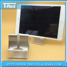 Aluminum cell phone stand phone book holders