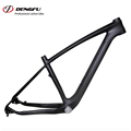 2017 DengFu 29er high quality mtb carbon frame with BSA / BB30
