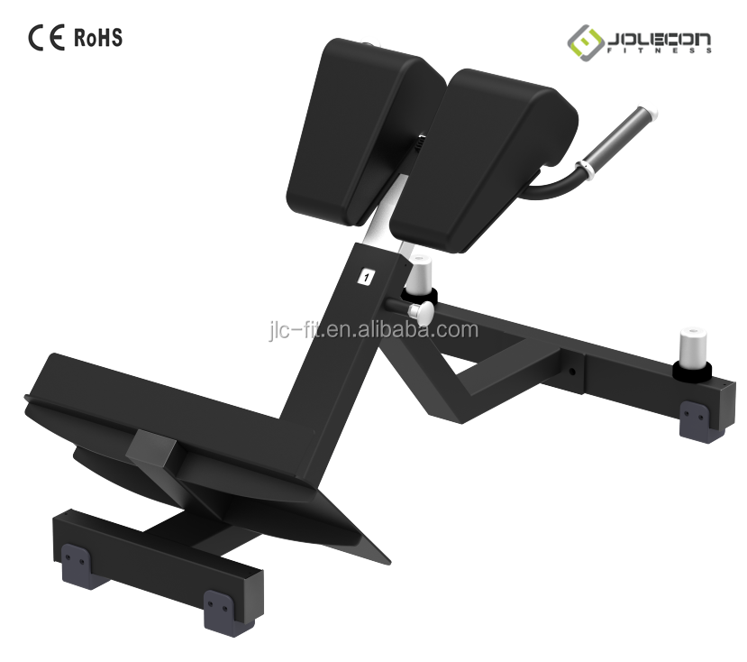 Roman BenchJLC-DJ148/fitness equipment 90-Degree Bench roman chair
