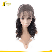 Wholesale price no shedding crochet wig cap,100% unprocessed blond human hair wigs
