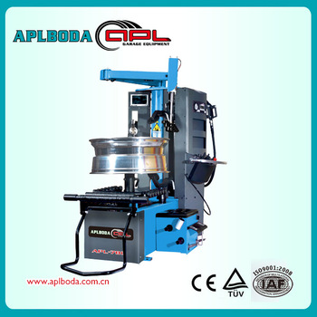 APL-780 fully automatic tyre changer