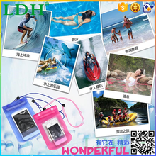 Hot sale waterproof bag,pvc waterproof bag,waterproof cell phone bag