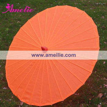 Assorted Colors Acceptable Craft Umbrella