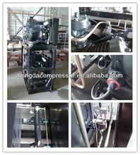 High Pressure GX 30 MPa electric air compressor --Luxury-with adjustable gauage 21CFM 3553PSI 20HP 0.61m3 245bar 15kw