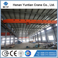 Workshop Monorail Wheel Single Beam Overhead Cranes