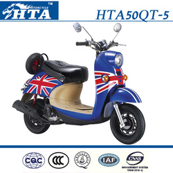 HTA Motorcycle-48/80cc Scooter-HTA50QT-5