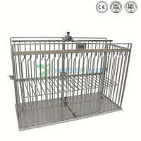 Flexible top level best quality low price large animal cages for sale