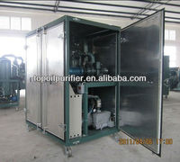 portable, mobile high vacuum transformer oil filter and purification systems, oil purification