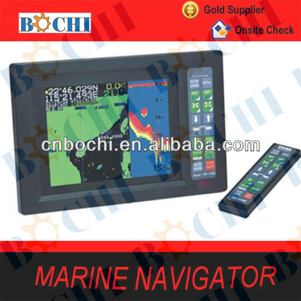 10.4 Inches Multi-functional Marine LCD GPS Navigator for Ship