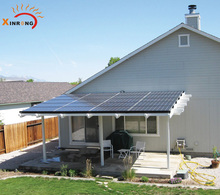 Commercial and Residential Use Solar Panel Distributed Solar Home System