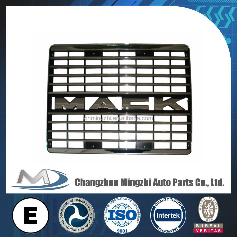 AUTO SPARE PARTS, CH GRILLE FOR MACK CH MADE IN CHINA