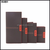 China fashion pure genuine leather wallet for men