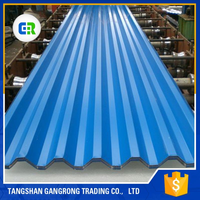 Buy Wholesale Direct From China Alu-Zinc Corrugated Roofing PPGI Sheet