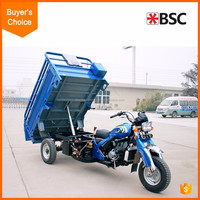 Auto Unloading China Carrier Cargo tricycle