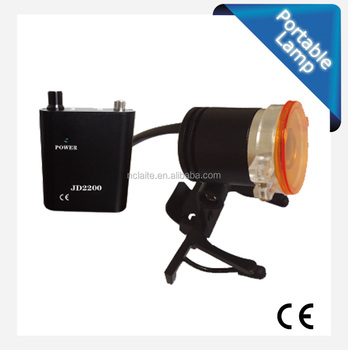 CE Approval JD2200 Manufacturer Rechargeable Chest Surgery Operating Headlamp