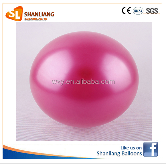 10inch 2.2g round pearl balloons Good Quality Latex Balloon,Monochrome balloon