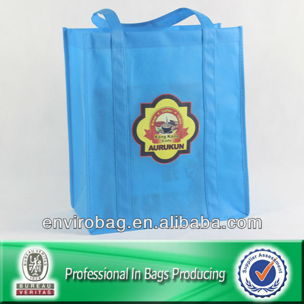 Nice Workmanship 100% Recycled Material LEAD-FREE Shopping Eco Bag
