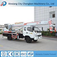 Super Crane Lifting Performance Mobile Workshop Truck with Best Engine