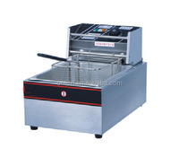 Cheap commercial electric deep fryers machine for chiken and chip