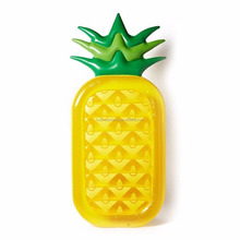 Customized Adult Giant Water Fun Toys Inflatable Float Pineapple Raft