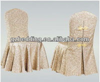 Polyester/Cotton Hotel/Resturant Chair Cover /Spandex/Wedding/Lycra Chair Cover
